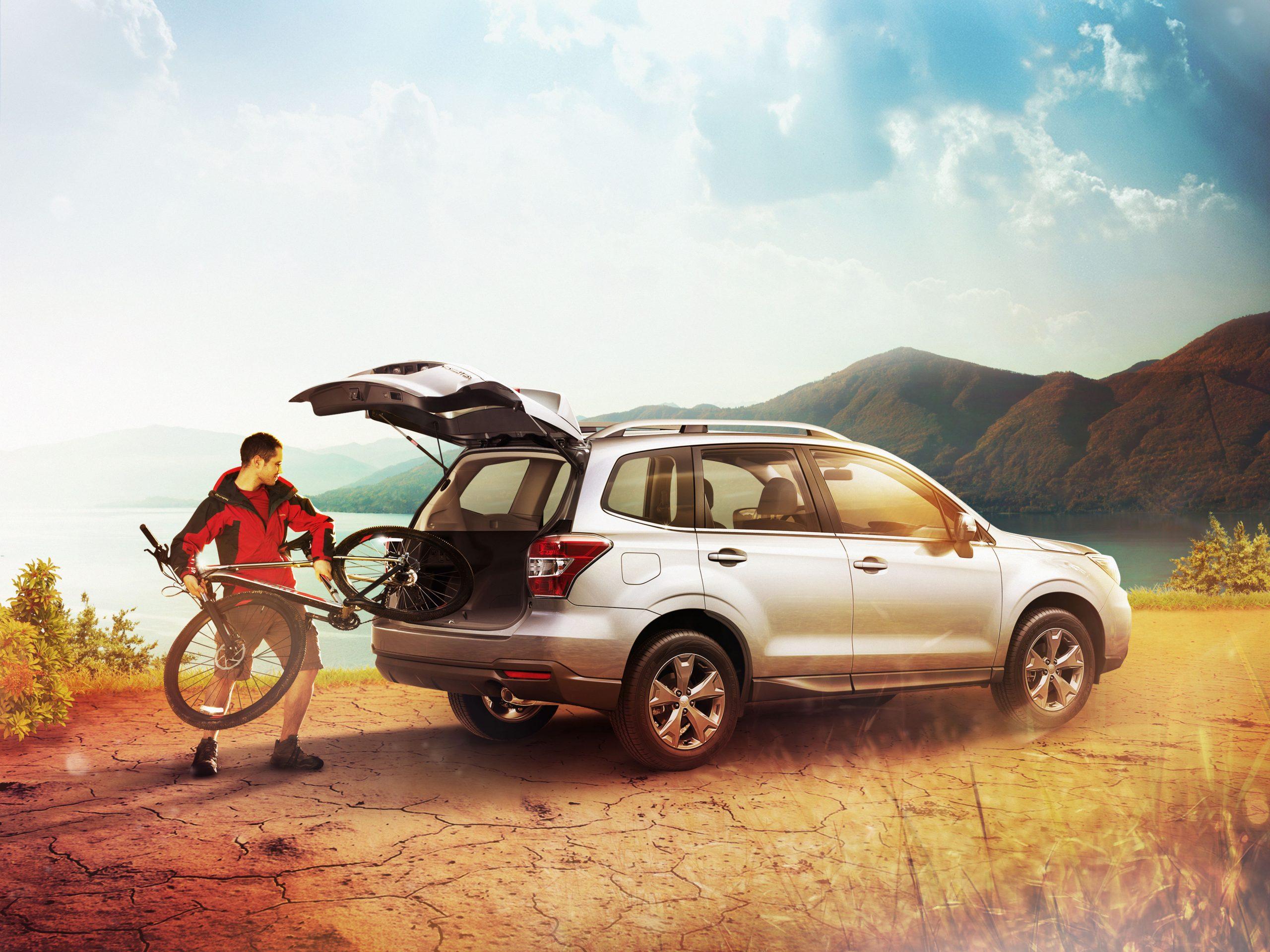 Subaru Cfao Automobile Publicite Visuel 01