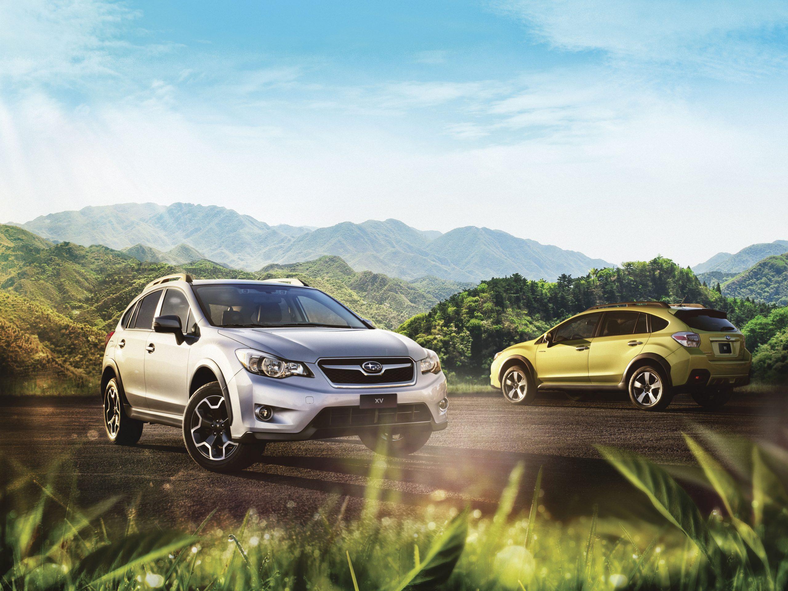 Subaru Cfao Automobile Publicite Visuel 02