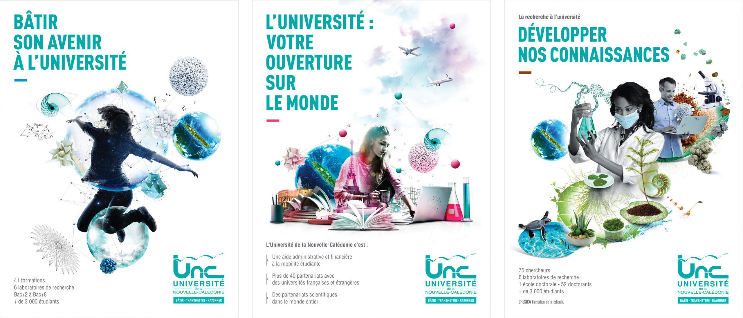 UNC-Affiches-Universite-Nouvelle-Caledonie